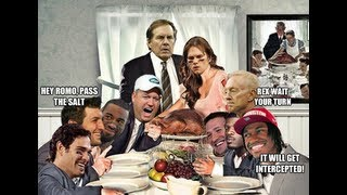 2012 Thanksgiving Day Week 12 NFL Picks
