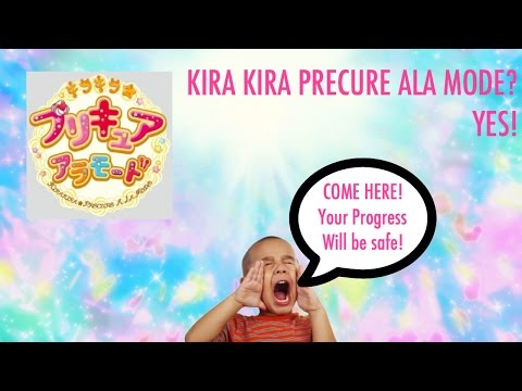 KIRA KIRA PRECURE ALA MODE? YES!   Precure 2017 Confirmed [1080p]