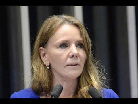 Vanessa Grazziotin critica pressões sobre o STF em anúncios de jornal