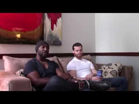 Interview with  19-2 cop series stars Adrian Holmes & Jared Keeso 19 2
