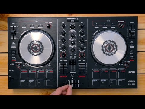 How To DJ With Pioneer DJ DDJ-SB2, 1 of 5: Introduction
