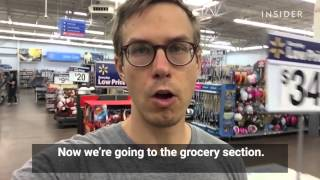 A New Yorker Went To A Walmart For The First Time In 10 Years