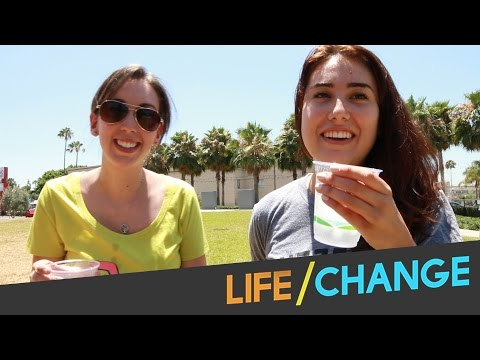Thumbnail: 30 Days Drinking Only Water • Life/Change