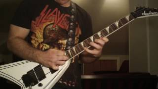 Megadeth Into the Lungs of Hell Guitar Cover