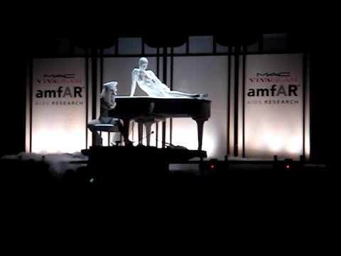 Lady Gaga Live NYC February 10, 2010 BEST AUDIO
