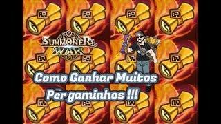 Como Ganhar Muitos Pergaminhos no Summoners War ! Sem Hack / Free to Play !!!