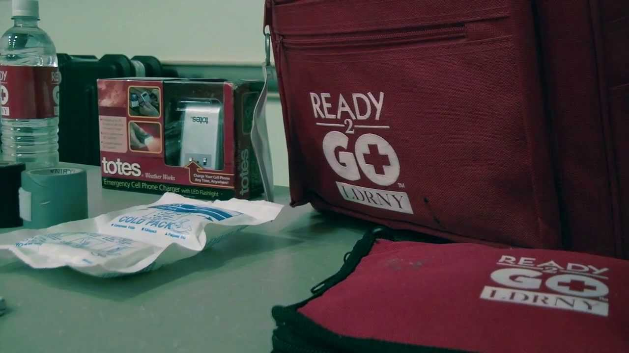 What To Put Into An Emergency Go Bag
