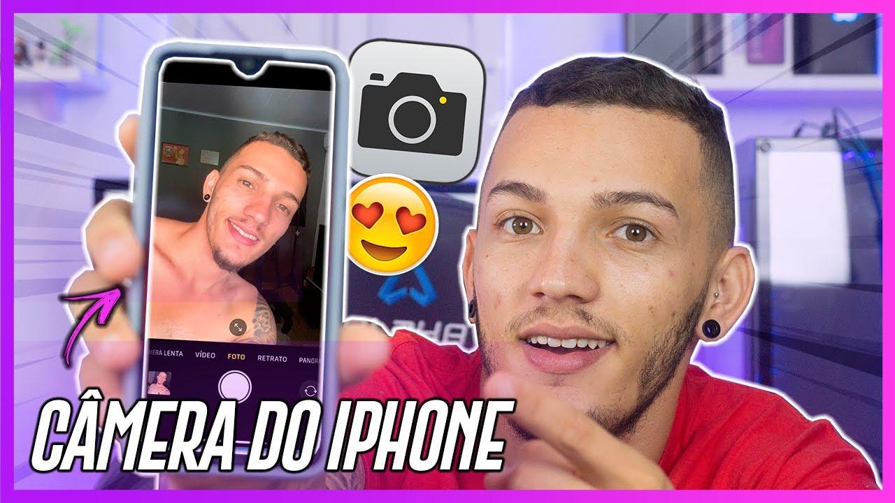 VAZOU!! COMO TER A CÂMERA DO IPHONE 11(IOS 14) NO SEU ANDROID 2020!!