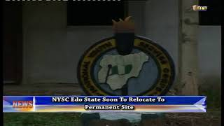 NYSC Edo State soon to relocate to permanent site