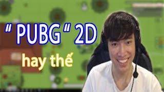 Levi chơi PUBG 2D max hài   Tay không đấm chết người
