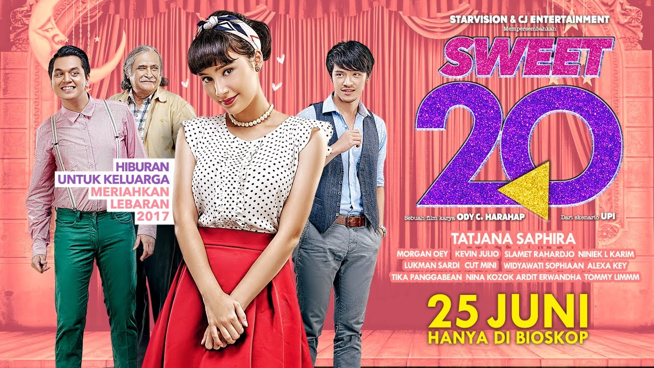 SWEET 20 Official Trailer - YouTube