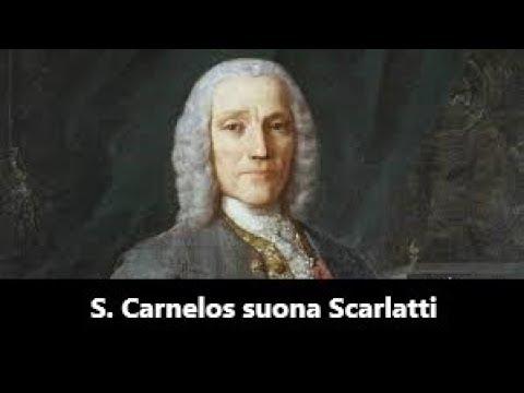 Domenico Scarlatti (1685-1757) Sonata in fa min. K  238, Longo 27.  Sandro Carnelos