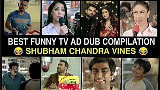 Best Funny TV Ad Dub Compilation 😂 | Virat Kohli Anushka Sharma | Toothpaste | Vimal Pan Masala