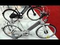 2017 Benelli Classica City Electric Bike - Walkaround - 2016 Interbike Las Vegas