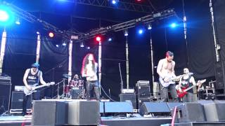 Psychonaut 4 - Parasite (Live at CAMF 2015, Lviv, 24.07.2015)