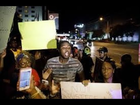 Protest:  Justice for Kenneka Jenkins -- USA Hot News