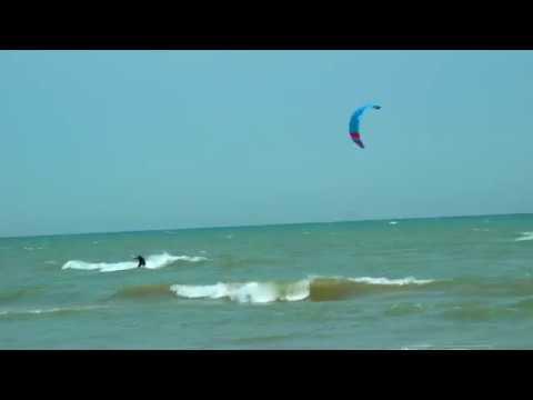 Wisconsin Stories: Surfing In Sheboygan