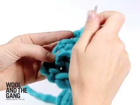 Comment rentrer les fils au tricot tuto tricot youtube - Rentrer les fils tricot ...