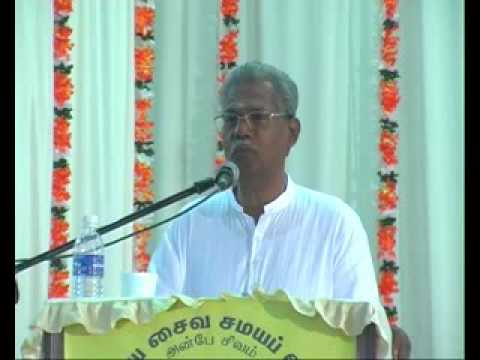 Saiva Samayathin Aalumai Thiran -  Dr. Nagappan Arumugam