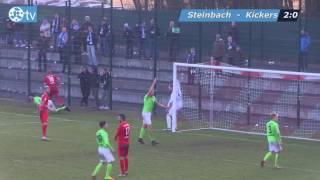 24.Spieltag, TSV Steinbach vs Stuttgarter Kickers - Spielbericht + Interviews