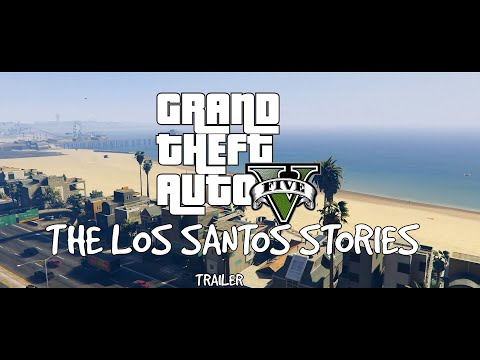 Grand Theft Auto V: The Movie - R* Editor to Cut Scene Movie - Trailer