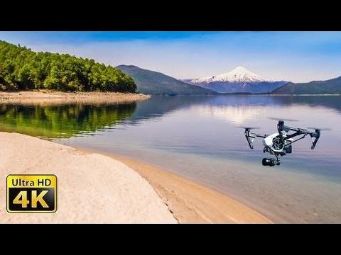 4K Video Ultra HD ❤ 60fps Drone Footage l Sen Vàng VTV