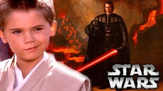 Is Anakin Skywalker REALLY the Chosen One? Explained [Dash Star]