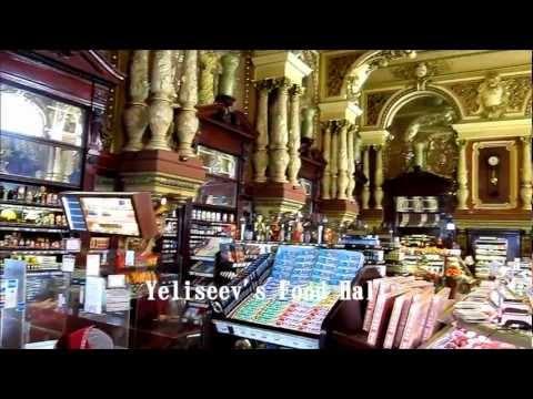 RUSSIA: Yeliseev's Food Hall Supermarket
