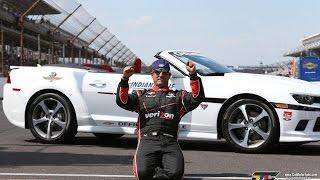 Juan Pablo Montoya gana las 500 Millas de Indianapolis - resumen oficial Indycar