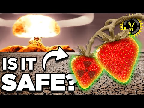 Food Theory: What's SAFE To Eat After Nuclear Fallout? - The Food Theorists