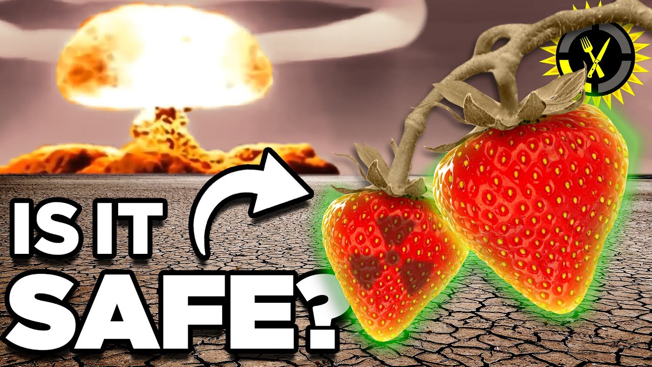 Food Theory: What's SAFE To Eat After Nuclear Fallout?