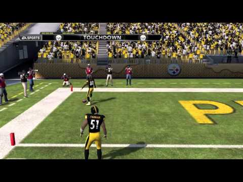 Madden NFL 12 - Leon Washington Award