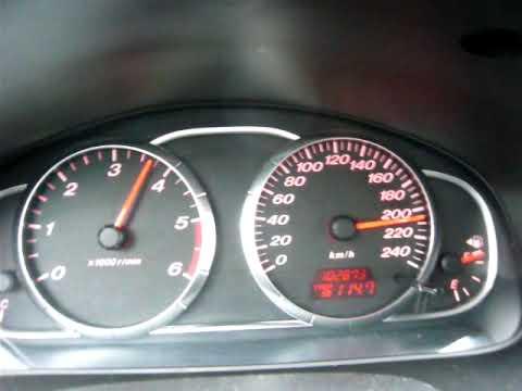 Mazda6 2006r 20 MZRCD 143KM TOP SPEED  YouTube