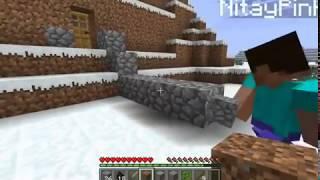 Minecraft em dupla (episodio 1)