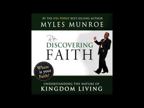 Free Audio Book Preview ~ Rediscovering Faith: Understanding the Nature of Kingdom Living ~ Myles Mu
