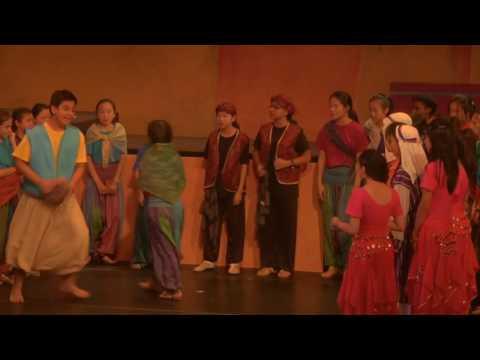 Aladdin Jr  Play   May  2016