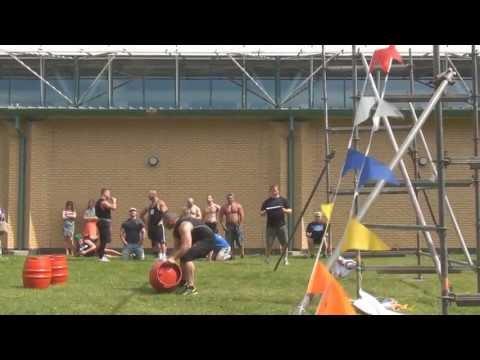 England's Strongest Man Under 90kg 2013  Will Sanderson