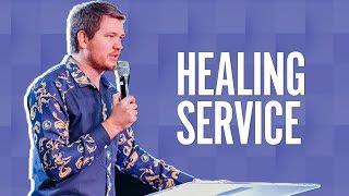 Healing Service   December 2018