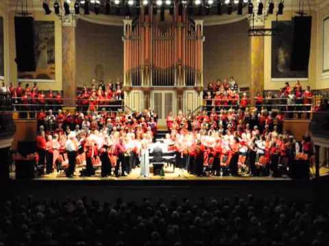 Aberdeen Singing Chorus performs at The Music Hall