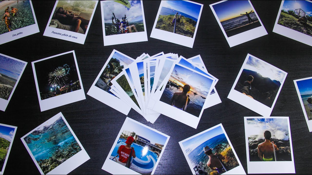 Imprimer ses photos GoPro - LALALAB (Polabox) - YouTube