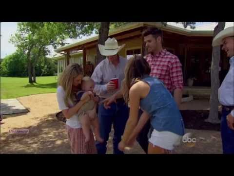 "The Bachelorette JoJo Fletcher Episode 8 ""Home Town Date"" Preview (Slo-mo)"