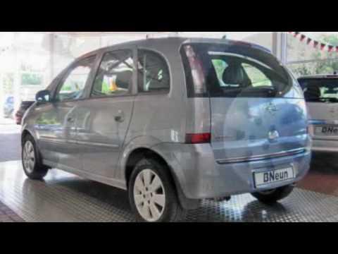 Opel Meriva 1ª s. Meriva 1.6 16V Cosmo usate su Usato ...