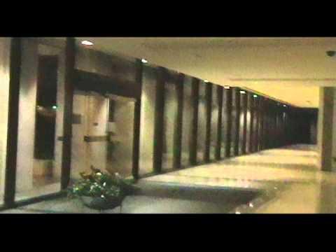 Raw Footage of Hurricane Ike! Downtown Houston...