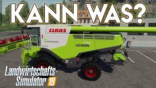 "[""dropwell"", ""german gaming"", ""teamdropwell"", ""dropwelltv"", ""ls 19"", ""fs 19"", ""ls 19 mods"", ""ls 19 modvorstellung"", ""claas mähdrescher"", ""ls 19 dreschen"", ""mods"", ""modding"", ""modvorstellung"", ""farming simulator 19"", ""farming simulator"", ""landwirtschafts s"