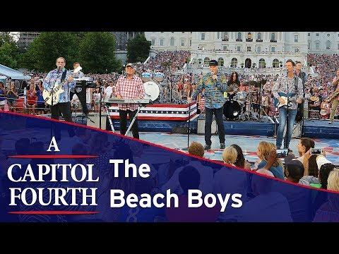 The Beach Boys perform