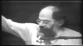 Poetry Center Reading Series - Ginsberg