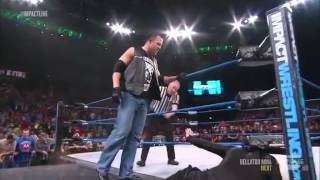 Tna Impact Wrestling (Mr anderson vs Jeff Hardy) 28/03/13