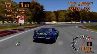 Gran Turismo - PSX - 1080p Gameplay