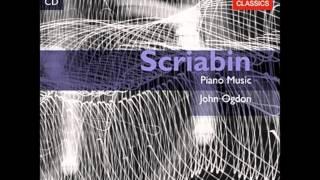 Scriabin: Piano Sonata No.3 Op. 23 - John Ogdon