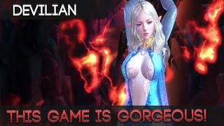 Devilian: The Ultimate Free To Play Action MMORPG!